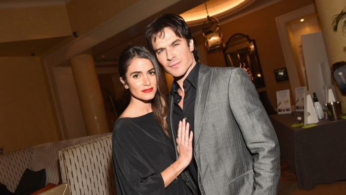 Ian Somerhalder posts message to wife Nikki Reed after birth of daughter