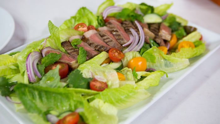 Curtis Stone's Thai Beef Salad