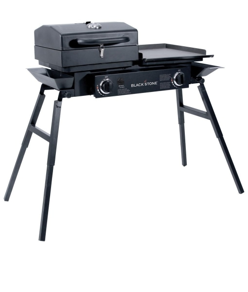 Gas Grill And Griddle Combo ~ The best charcoal barbecue and gas grills for summer