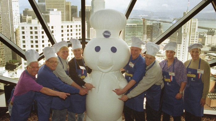 Pillsbury bake off contest with food network today ron glassman ap forumfinder Choice Image