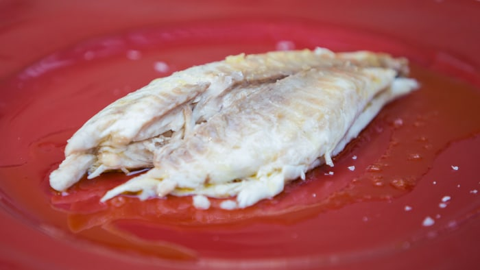 JOSE ANDRES FISH: Jose Andres' Salt-Baked Fish