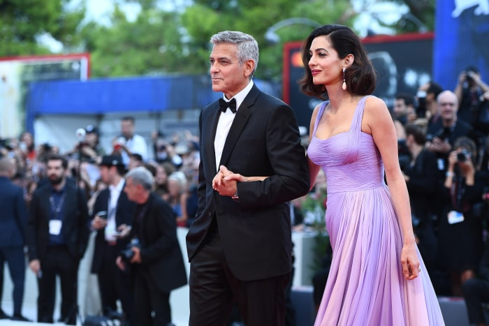 George Clooney jokes about becoming US President