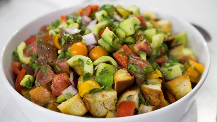 Elizabeth Heiskell's Summer Salad