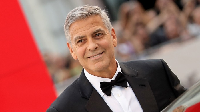 George Clooney, President Obama Text Each Other and It's NSFW