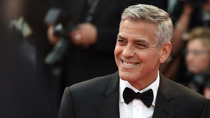 George Clooney Once Gave His Closest Friends $1 Million Each