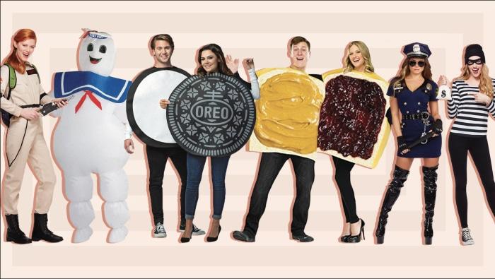 16 Fun Couples Costume Ideas For Halloween 2017