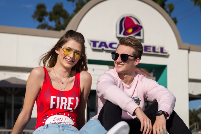 Taco Bell and Forever 21 launching clothing and accessories line