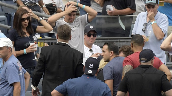 Yankees to 'significantly expand' protective netting in wake of fan injuries