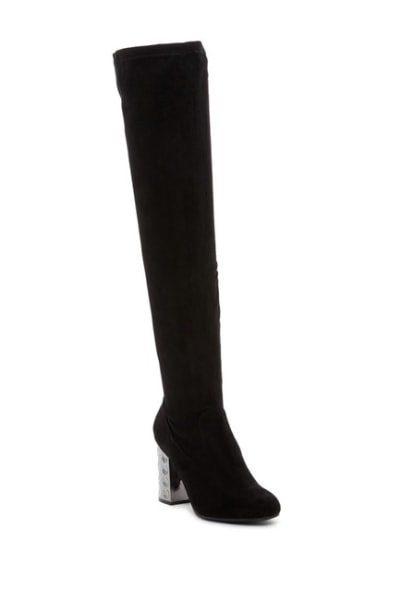 Best Boots For Fall Over The Knee Chelsea Ankle White