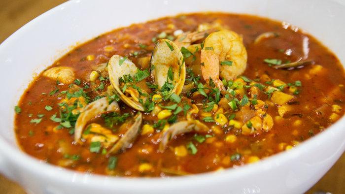 Brian Malarkey's Fish Stew