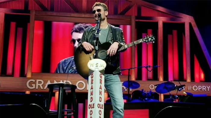 Eric Church Song 'Why Not Me' Honors Las Vegas Victims