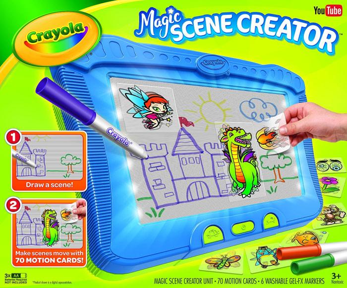 Best Crayola Toys For Kids : Best holiday toys hatchimal fingerlings shopkins peppa