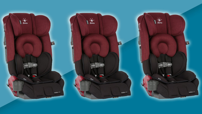 Diono issues nationwide recall for more than 500,000 car seats ...