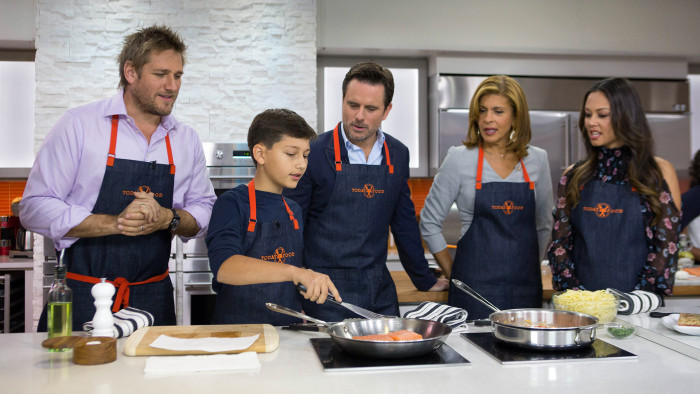 Top Chef Junior on TODAY, October 13th, 2017