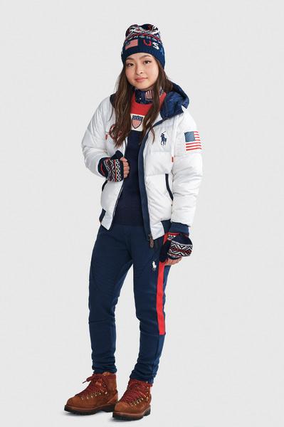 Polo Ralph Lauren Reveals New Team Usa 2018 Olympic