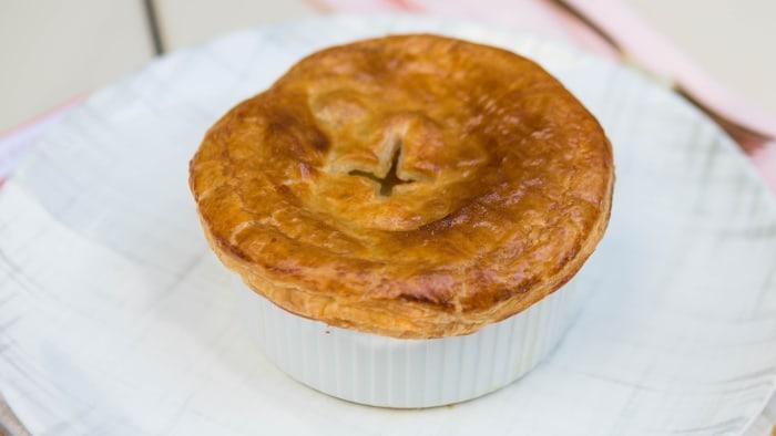 Martha Stewart's Individual Chicken Pot Pies