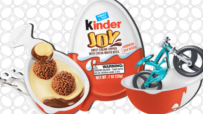 Kinder Joy chocolate eggs are coming to the US - TODAY.com
