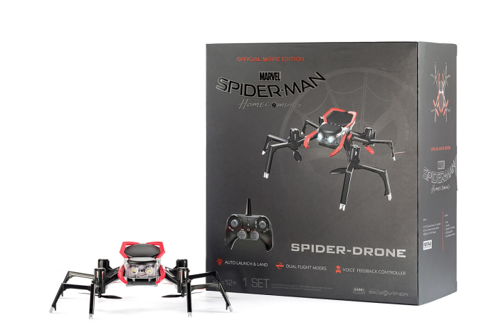 Marvel Spider-Man: Movie Edition Drone gift idea for teenagers