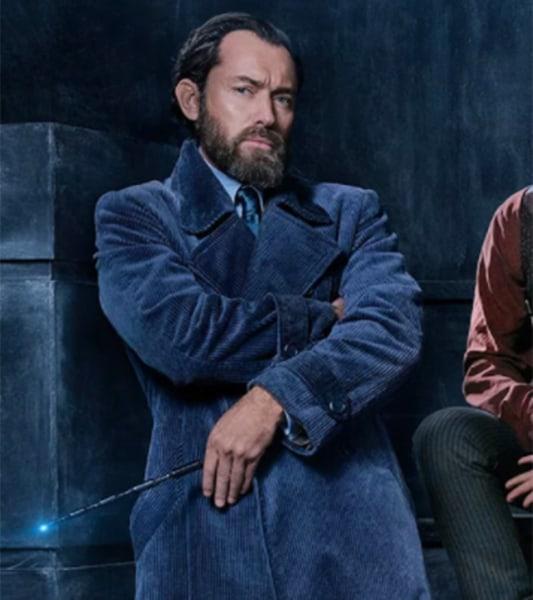 Warner Bros.       Jude Law as Dumbledore in
