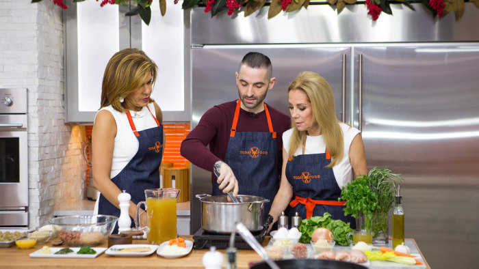 Mario Carbone's Italian Wedding Soup