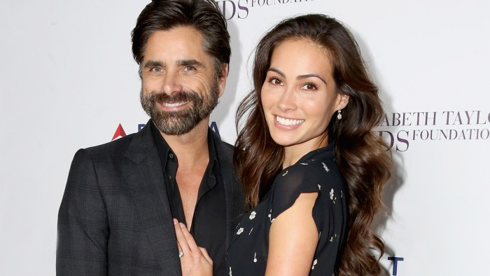 John Stamos to be a dad at 54
