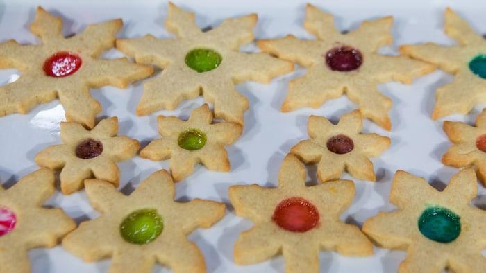 Gesine Bullock-Prado's German Butter Cookies
