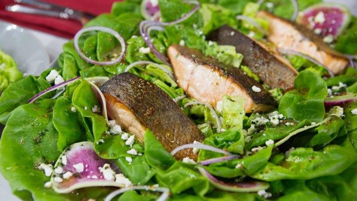 Eric Gabrynowicz's Quick & Easy Salmon