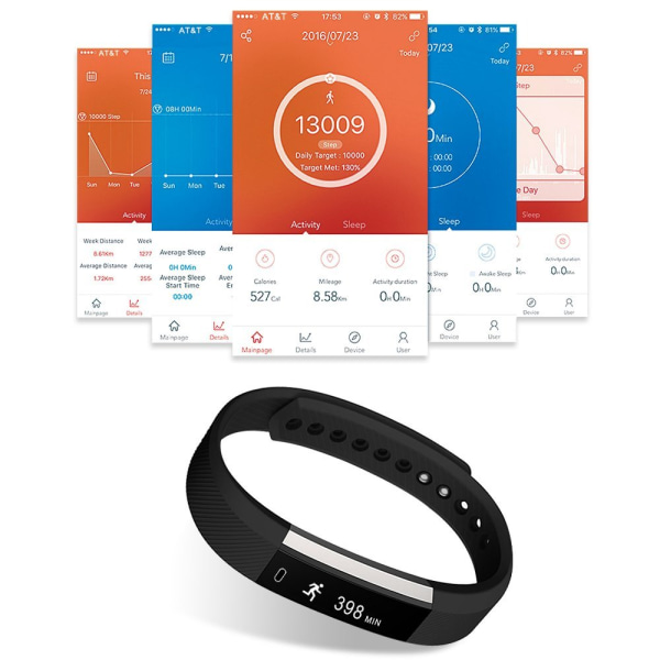 The Best Fitness Trackers Fitbit Garmin And More Today Com
