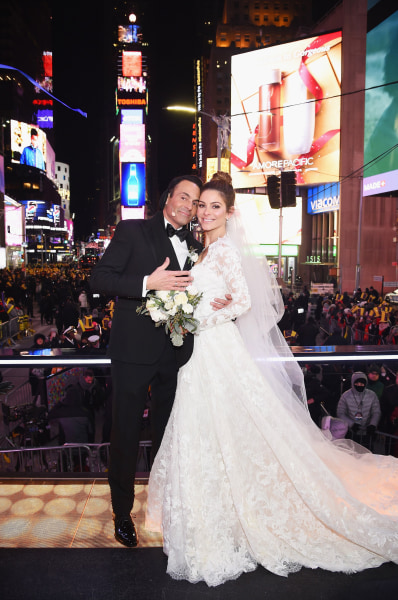 Maria Menounos marries on live TV in surprise wedding on ...