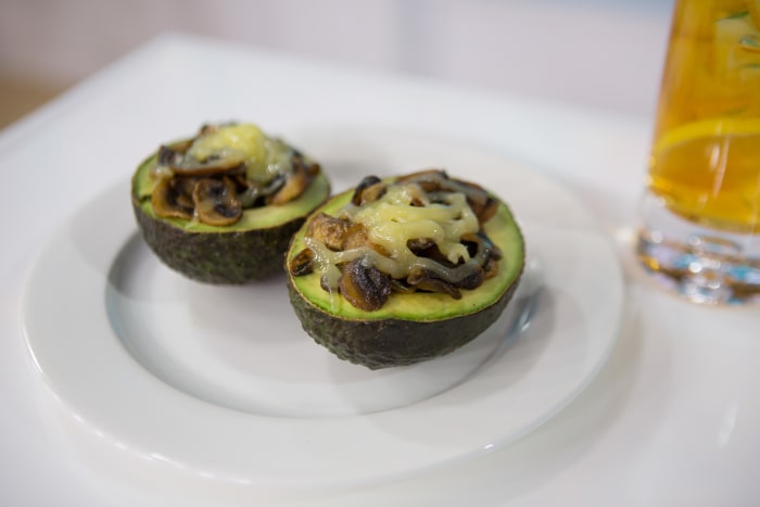 Get healthy fats with avocado boats