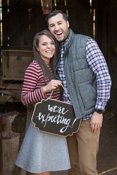 Jinger Duggar And Jeremy Vuolo Are Expecting Their 1st