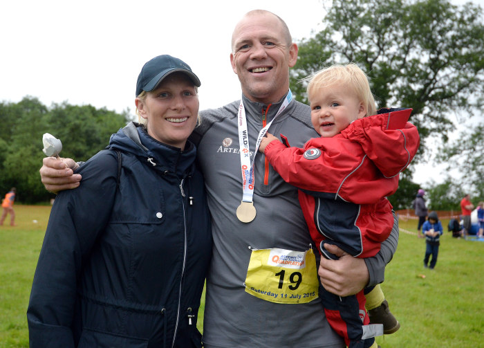 Zara and Mike Tindall announce they are expecting their second child