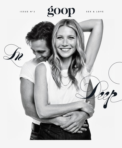 Paltrow officially announces new conscious coupling