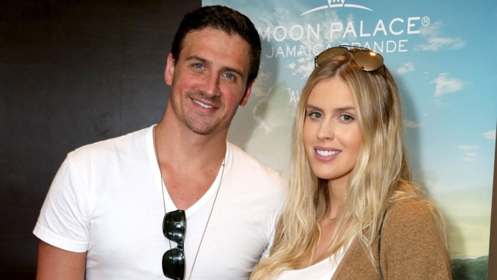 Ryan Lochte Is Married to Kayla Rae Reid!