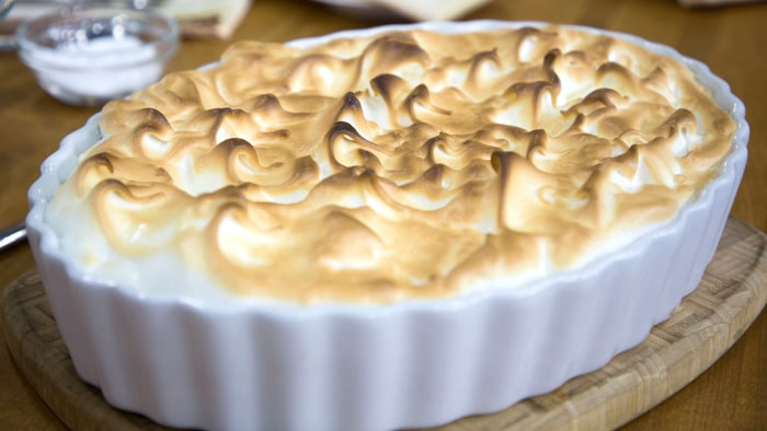 Nigella Lawson's Queen of Puddings