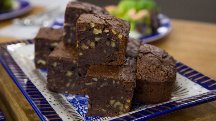 Nigella Lawson's Emergency Brownies