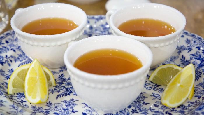 Mamrie Hart's Royal Tea Drink