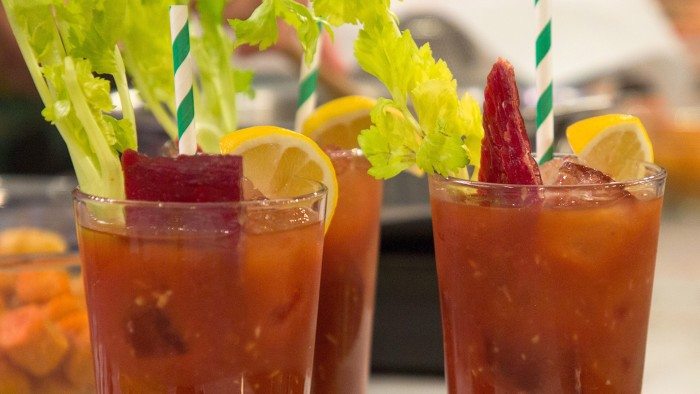 Siri Daly's Bloody Mary