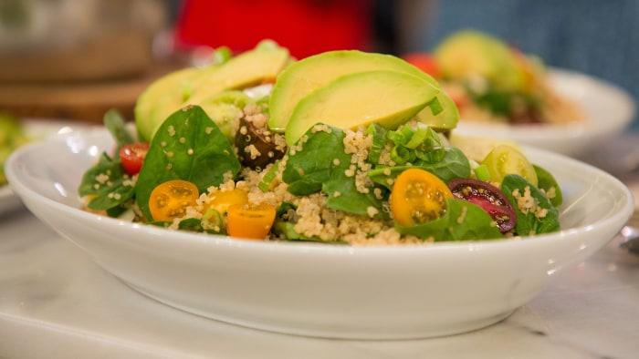 Make-ahead Monday power salad