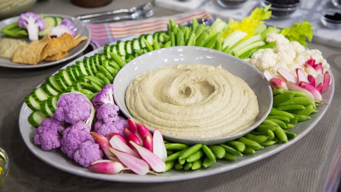 Kathleen & Charlie Schaffer's Roasted Cricket Hummus