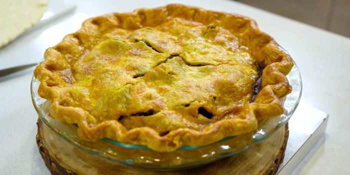 JJ Johnson's Short Rib Pie + Chocolate Mousse Pie