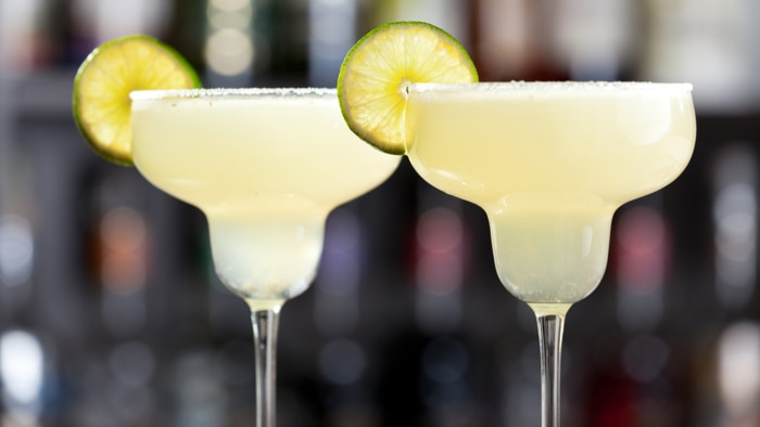 Grilled Citrus Margaritas