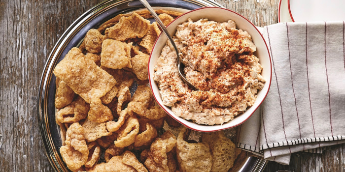 Come By for a Drink Y'all: Bubbles and Birds Menu - Catfish Dip, Oxmoor House (OH) - The Southern Living Party Cookbook