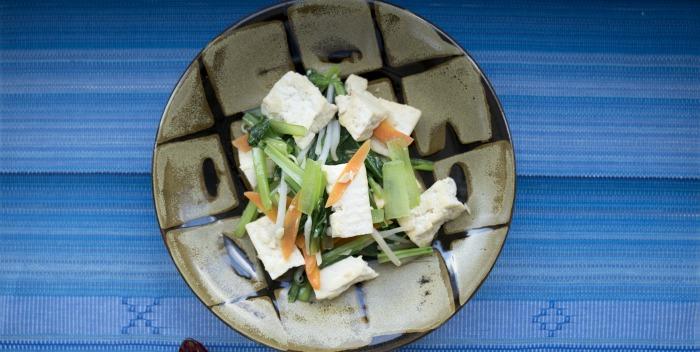 10-Minute Veggie Champuru