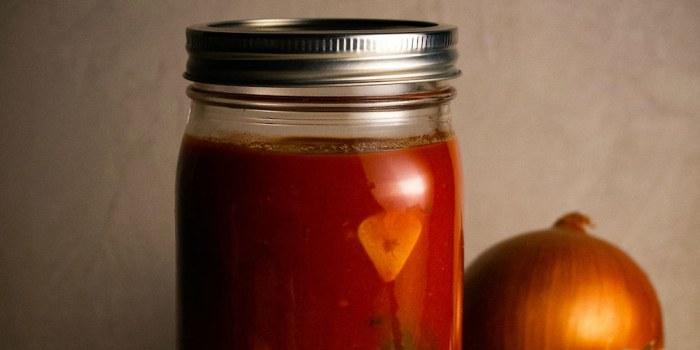 Everyday Tomato Sauce
