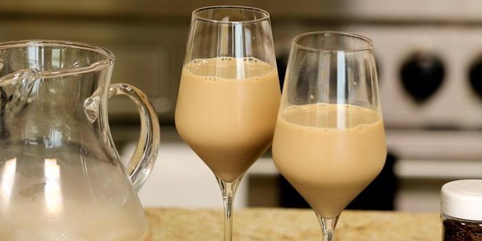 Sandra Lee's Best Espresso Martini