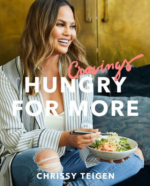 Cravings: Hungry for More by Chrissy Tiegen