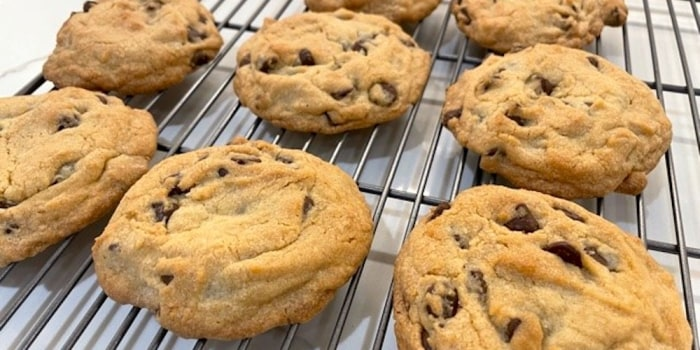 Dylan Dreyer's Chocolate Chip Cookies