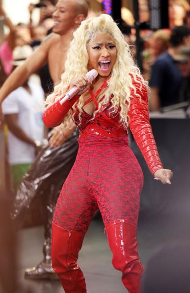 Nicki Minaj Cancels Uk Concerts Due To Strained Vocal Cords
