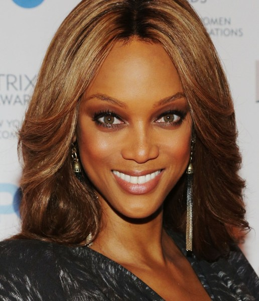 Tyra Banks Teenager: Tyra Banks: I Panicked Before 'America's Next Top Model